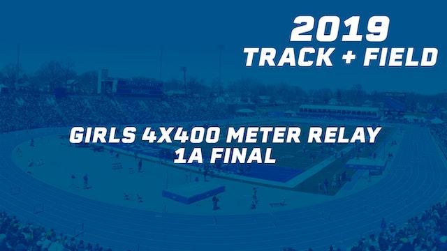 Girls 4x400 Meter Relay 1A Final