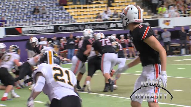 Highlights - 4A Semifinal Valley vs. ...