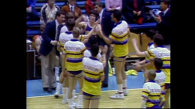 1985 Boys Basketball Class 2A Consolations Denison vs. Winterset Full Game