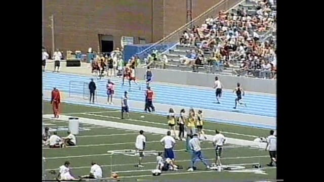 2007 State Track Meet Day 1, Part 4 of 7
