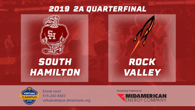 2019 Basketball 2A Quarterfinal - Sou...