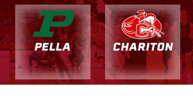 2016 Basketball 3A Consolation Pella vs. Chariton
