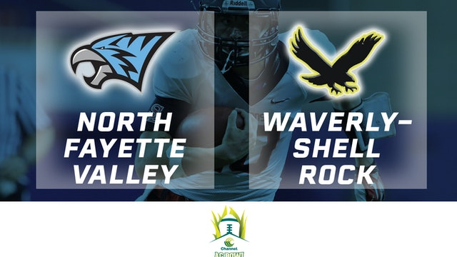 2018 Channel Seed Ag Bowl - North Fayette Valley vs. Waverly-Shell Rock