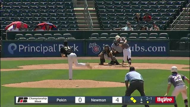 2019 Baseball Highlights - 1A QF Newman Catholic vs. Pekin