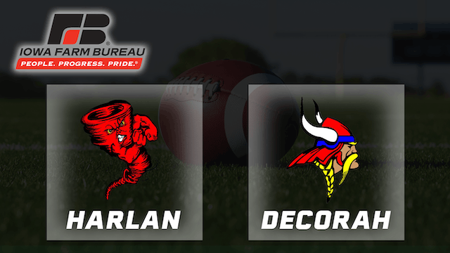 2004 Football 3A Final - Harlan vs. Decorah