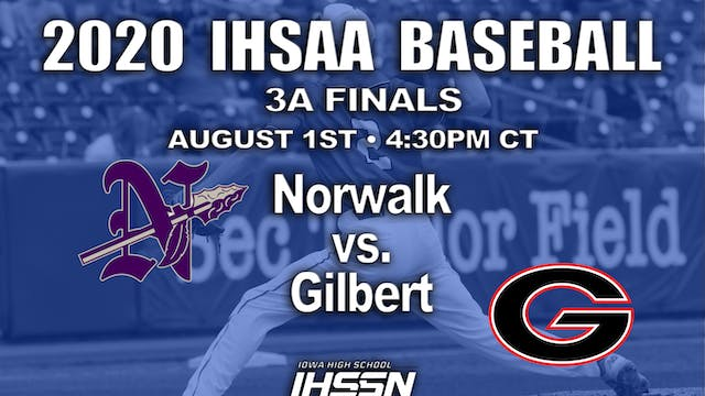 3A FINALS - NORWALK VS. GILBERT