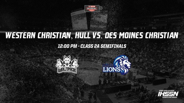 IHSAA Basketball 2A Semifinals: Weste...