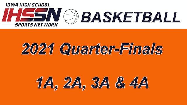 Basketball '21 QTR Finals