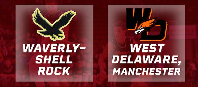 2017 Basketball 3A Consolation (Waverly-Shell Rock vs. West Delaware)