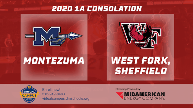 2020 Basketball 1A Consolation - Mont...