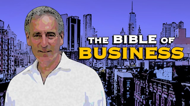 Episode 8: Real Marketing (Part 1) | Bible of Business