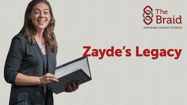 Zayde's Legacy | The Braid