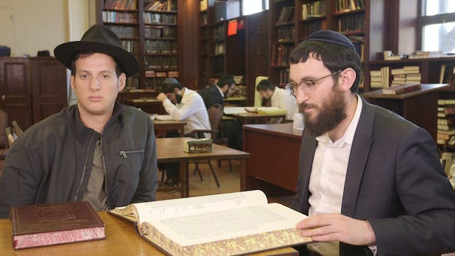 Episode 7: Talmud | SuperJew