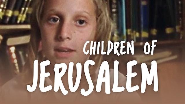 Episode 5: Yehuda | Children Of Jerusalem