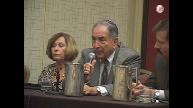 National Jewish Retreat Panel | Killing Kasztner (Bonus)