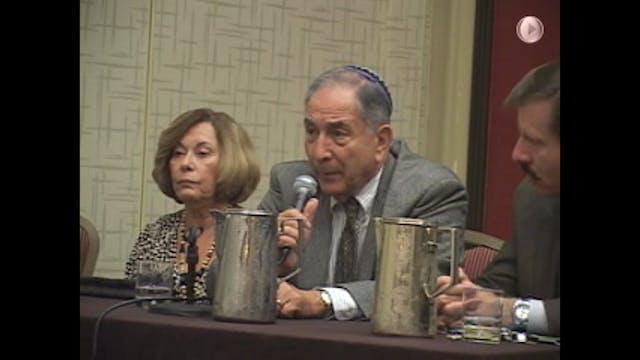 National Jewish Retreat Panel | Killi...