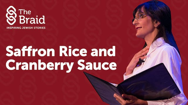 Saffron Rice and Cranberry Sauce | Th...
