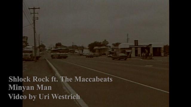 Minyan Man | Shlock Rock ft. The Maccabeats