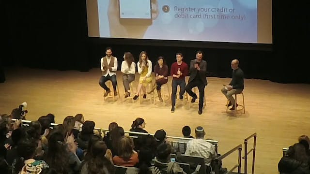 Episode 2 Q&A (at JCC Manhattan) | So...
