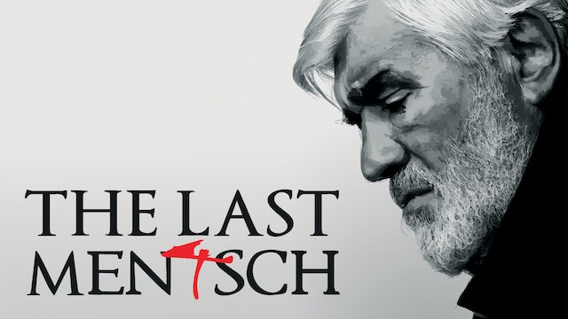 The Last Mentsch
