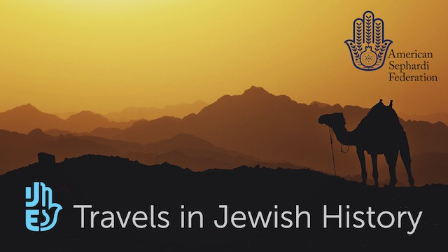 IJE Travels in Jewish History | ASF