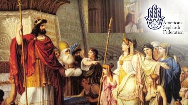 Yemenite Jews in Biblical Texts   ASF IJE