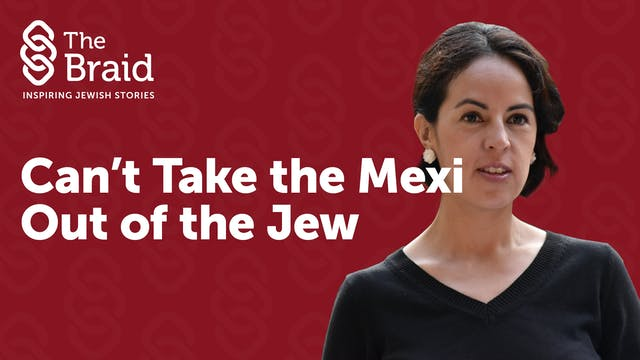 Can't Take the Mexi Out of the Jew | ...