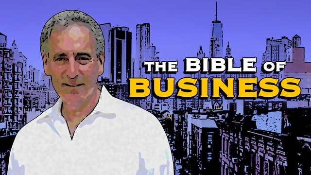 The Bible of Business