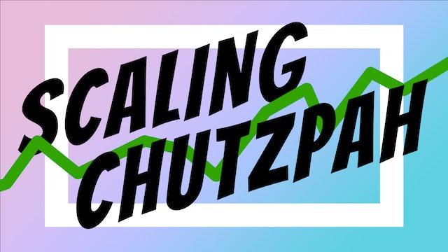 Starting a Social Entrepreneurially Driven Organization   Scaling Chutzpah