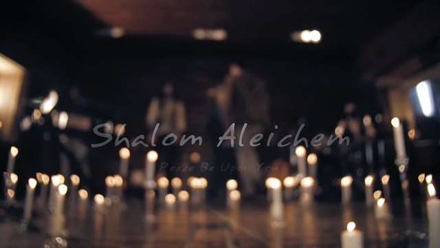 Shalom Aleichem (Peace Be Upon You) | The Shuk