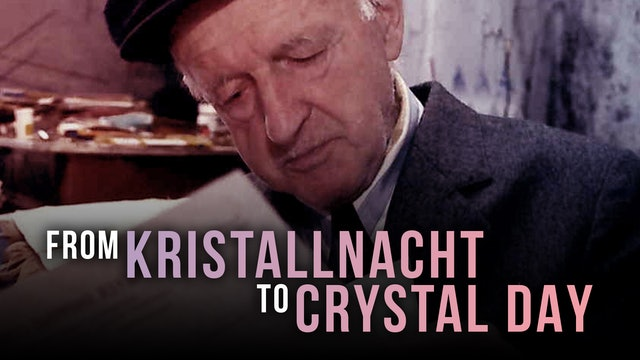 From Kristallnacht to Crystal Day