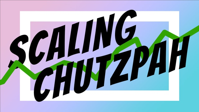 Michael Dorf (Founder of City Winery)   Scaling Chutzpah