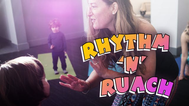 Episode 12: Shabbat  | Rhythm & Ruach...