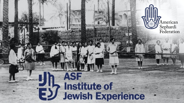 Expedition to Iraq | ASF IJE Travels in Jewish History