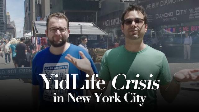 YidLife Does NYC   Global Shtetl (New York City)
