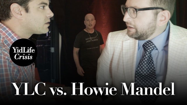 Bonus Episode: YidLife Crisis vs. Howie Mandel