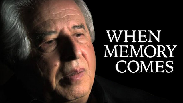 When Memory Comes: A Film about Saul Friedlander