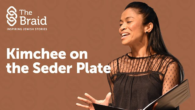 Kimchee on the Seder Plate | The Braid