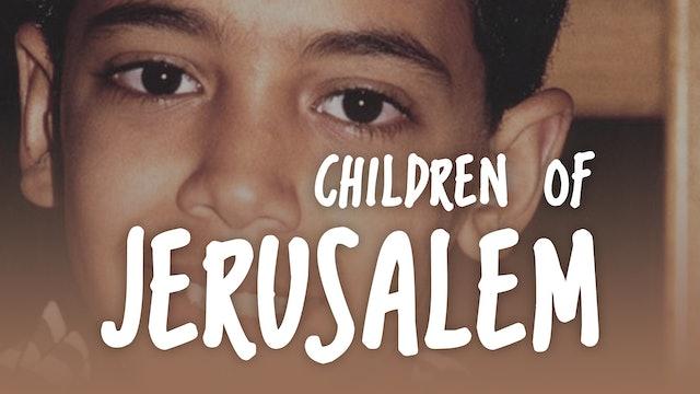Episode 6: Ibrahim | Children Of Jerusalem