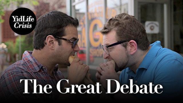 Episode 3: The Great Debate | YidLife Crisis (Season 1)