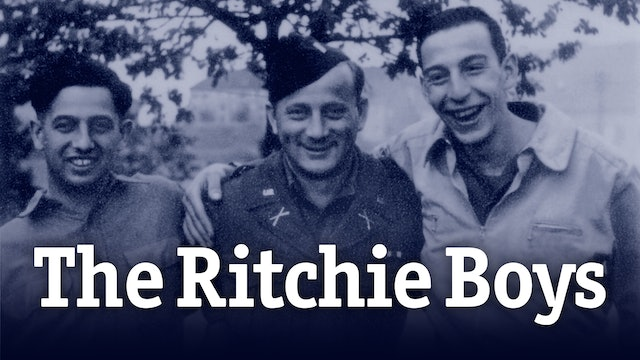 The Ritchie Boys | Extras