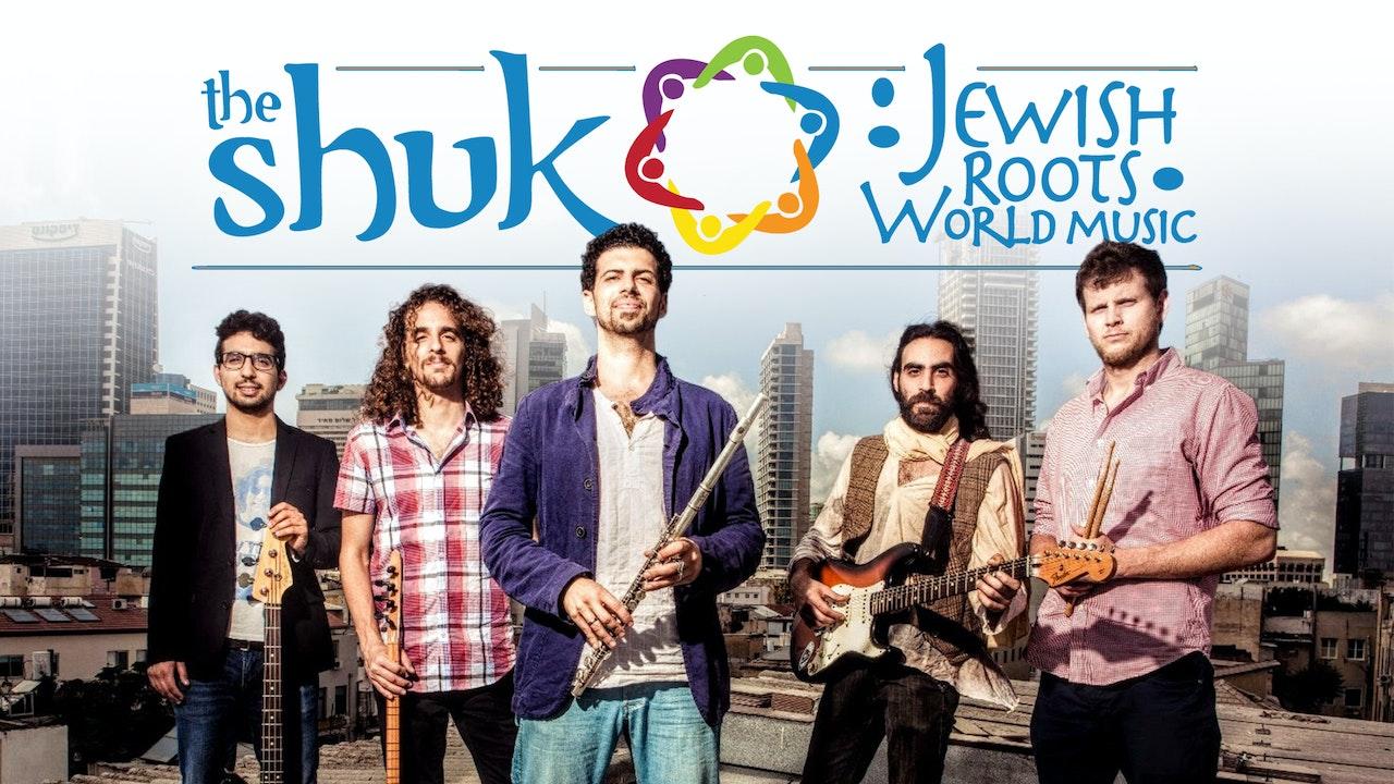 The Shuk: Jewish Roots World Music