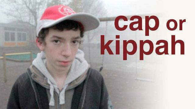 Cap or Kippah