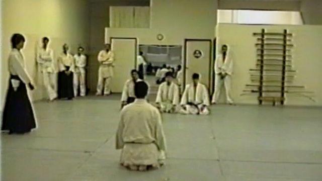 Randori Training: Eddy Olandj 1996