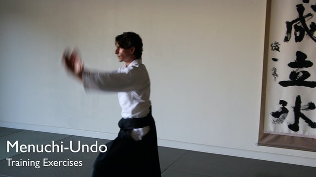 Menuchi-Undo: Training Exercises
