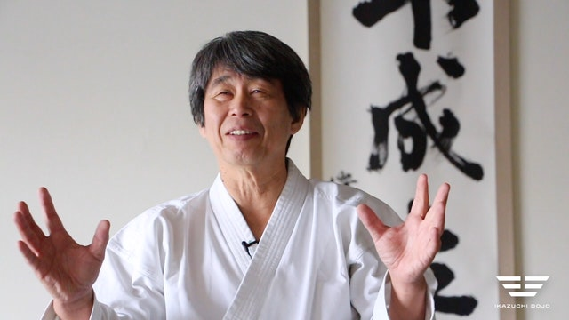 Matsuoka Sensei: On Tanto-dori and Da...