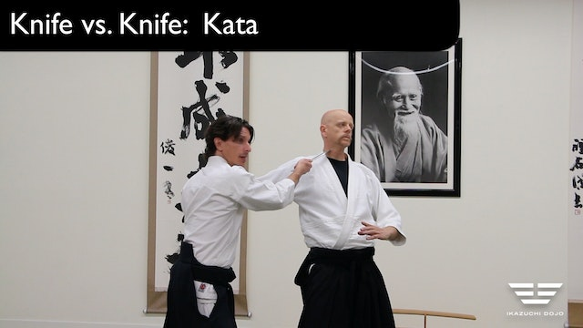 Knife vs. Knife Kata