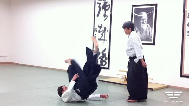 Jiyuwaza: Matsuoka Sensei