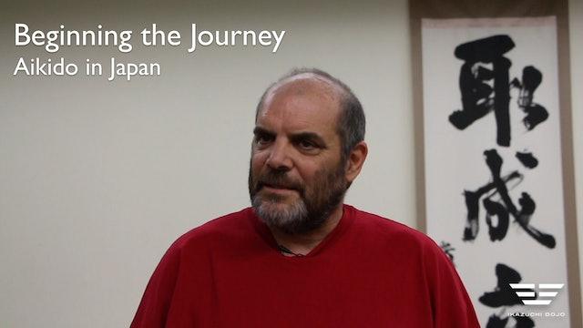 Beginning The Journey: Craig Dunn