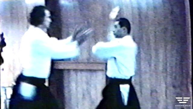 Osaka 1983: Branch Dojo Demo